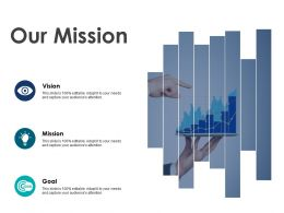 Our Mission Vision F47 Ppt Powerpoint Presentation Professional Design Templates