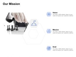 Our Mission Vision Goal C102 Ppt Powerpoint Presentation Icon Visual Aids