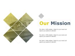 Our Mission Vision Goal C321 Ppt Powerpoint Presentation Examples