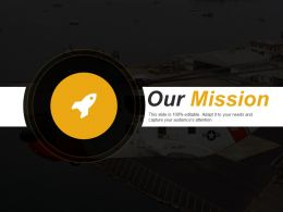 Our Mission Vision Goal C396 Ppt Powerpoint Presentation Styles Ideas