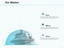 Our Mission Vision Goal E113 Ppt Powerpoint Presentation Show Skills