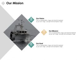 Our Mission Vision Goal F360 Ppt Powerpoint Presentation Pictures Templates
