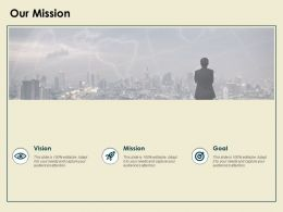 Our Mission Vision Goal F404 Ppt Powerpoint Presentation Pictures Inspiration
