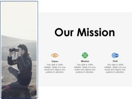 Our Mission Vision Goal L646 Ppt Powerpoint Presentation Icon