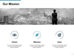 Our Mission Vision Goal L721 Ppt Powerpoint Presentation Portfolio Portrait