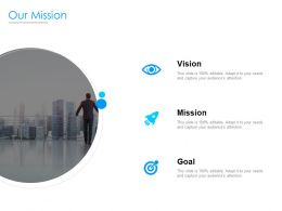 Our Mission Vision Goal L753 Ppt Powerpoint Presentation Portfolio Examples