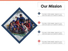 Our Mission Vision Goal Ppt Powerpoint Presentation Outline Background Images