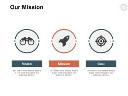 Our Mission Vision L214 Ppt Powerpoint Presentation Images