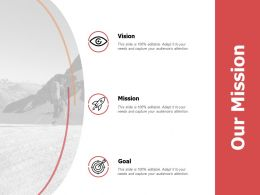 Our Mission Vision L227 Ppt Powerpoint Presentation Styles