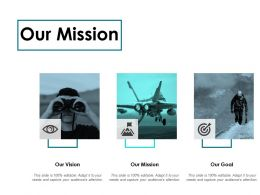 Our Mission Vision L241 Ppt Powerpoint Presentation Summary Icon