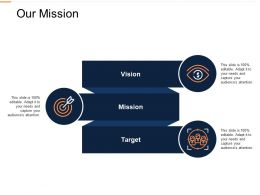 Our Mission Vision L337 Ppt Powerpoint Presentation Pictures