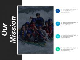 Our Mission Vision Ppt Powerpoint Presentation File Gallery