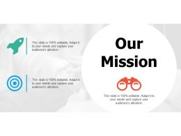 Our Mission Vision Ppt Professional Guidelines