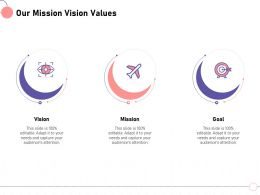 Our Mission Vision Values M1444 Ppt Powerpoint Presentation Icon Maker