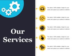 Our Services Powerpoint Show