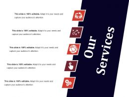 Our Services Powerpoint Slide Show Template 2