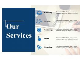 Our Services Powerpoint Slide Themes