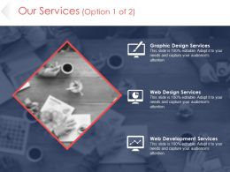 Our Services Powerpoint Slides Template 1
