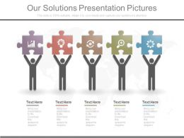 Our Solutions Presentation Pictures