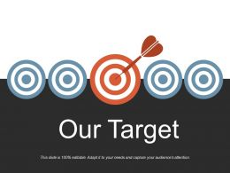 Our Target Powerpoint Presentation Templates