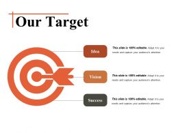 Our Target Powerpoint Show