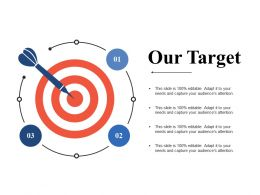 Our Target Powerpoint Templates Download