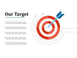 Our Target Ppt Layouts Influencers