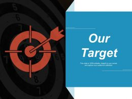 Our Target Ppt Pictures Example Introduction