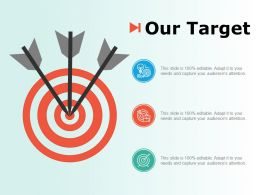 Our Target Ppt Slides Visuals