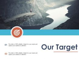 Our Target Ppt Summary Example Introduction