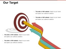 Our Target Presentation Portfolio