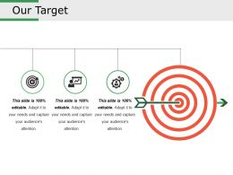 Our Target Presentation Slides