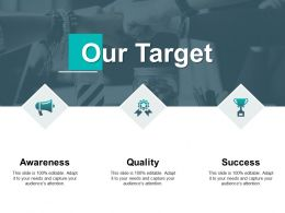 Our Target Quality Awareness C778 Ppt Powerpoint Presentation Rules