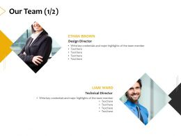 Our Team Communication A405 Ppt Powerpoint Presentation Infographic Template Graphic
