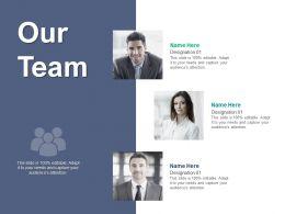 Our Team Communication A769 Ppt Powerpoint Presentation Portfolio Skills