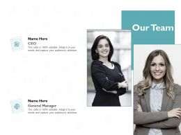 Our Team Communication B206 Ppt Powerpoint Presentation File Good