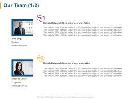 Our Team Communication C949 Ppt Powerpoint Presentation Icon Portfolio