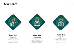 Our Team Communication D21 Ppt Powerpoint Presentation Model Infographics