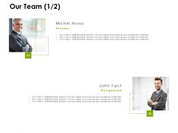 Our Team Communication I412 Ppt Powerpoint Presentation Model Graphics
