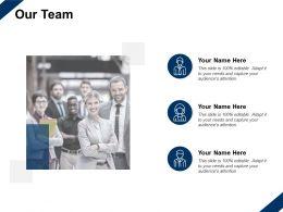 Our Team Communication Introduction C348 Ppt Powerpoint Presentation Slides Graphics