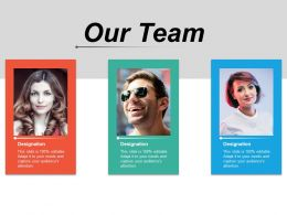 Our Team Communication Management Planning Business Team Work