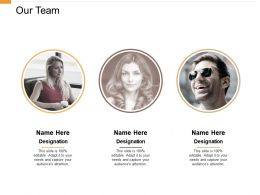 Our Team Communication Ppt Powerpoint Presentation Model Pictures