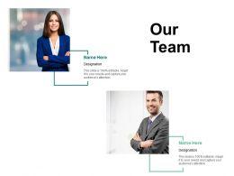 Our Team Communication Teamwork E377 Ppt Powerpoint Presentation File Good