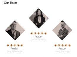 Our Team Communication Teamwork E381 Ppt Powerpoint Presentation File Styles