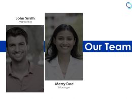 Our Team Communication Teamwork F286 Ppt Powerpoint Presentation Portfolio Slide