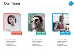 Our Team Communication Teamwork F728 Ppt Powerpoint Presentation File Icon