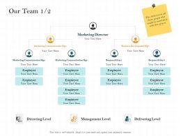 Our Team Development M2484 Ppt Powerpoint Presentation Infographic Template Deck