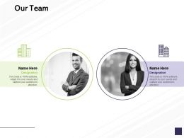 Our Team Introduction Communication C847 Ppt Powerpoint Presentation Styles Example File