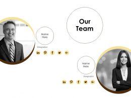 Our Team Introduction Communication D314 Ppt Powerpoint Presentation File Portrait
