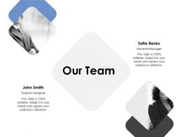 Our Team Introduction D187 Ppt Powerpoint Presentation Ideas Model